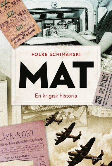 bokomslag Mat - En krigisk historia
