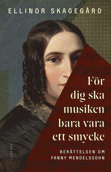 bokomslag För dig ska musiken bara vara ett smycke