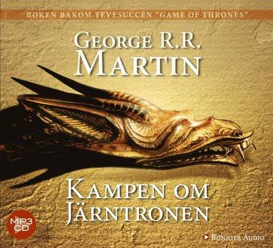 bokomslag Game of thrones - Kampen om Järntronen