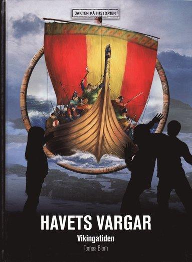 bokomslag Havets vargar : vikingatiden