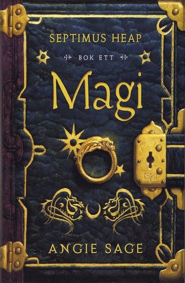 bokomslag Septimus Heap 1 - Magi
