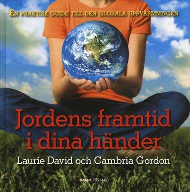 bokomslag Jordens framtid i dina händer : en praktisk guide till den globala uppvärmn