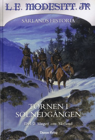 bokomslag Tornen i solnedgången 2. Slaget om Särland