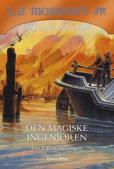 bokomslag Den magiske ingenjören 2. Kraftmätning