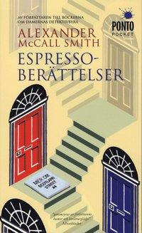 bokomslag Espressoberättelser