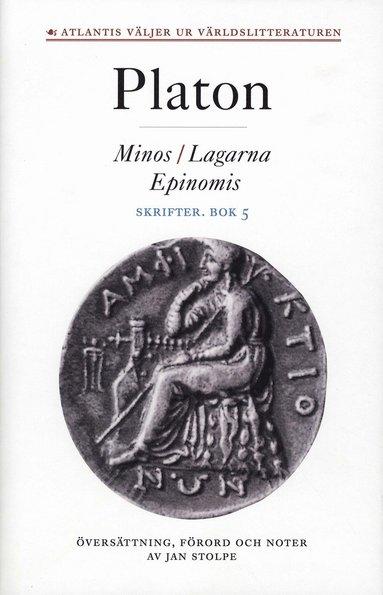 bokomslag Skrifter. Bok 5, Minos ; Lagarna ; Epinomis
