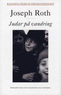 bokomslag Judar på vandring