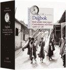 bokomslag Dagbok förd under min resa i Centralasien och Kina 1906-07-08 del I-III