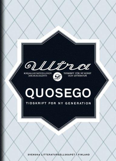 bokomslag Ultra och Quosego