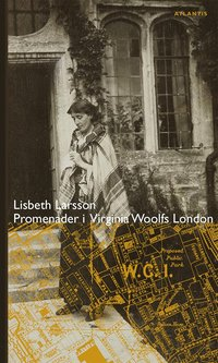 bokomslag Promenader i Virginia Woolfs London
