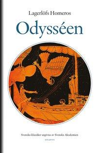 bokomslag Odysséen