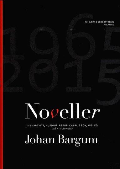 bokomslag Noveller 1965-2015
