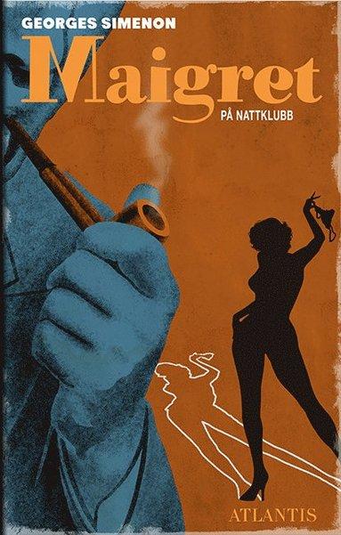 bokomslag Maigret på nattklubb