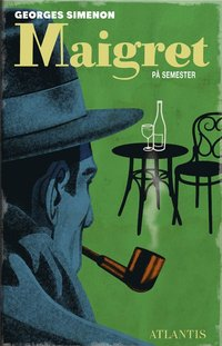 bokomslag Maigret på semester