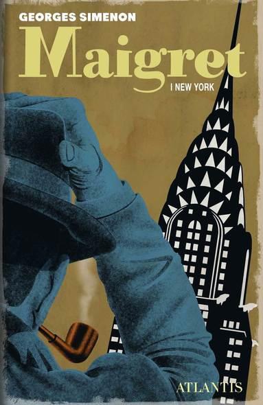 bokomslag Maigret i New York