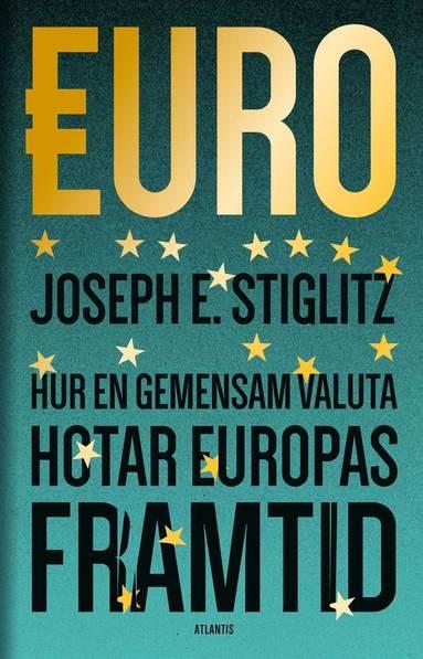 bokomslag Euro : hur en gemensam valuta hotar Europas framtid