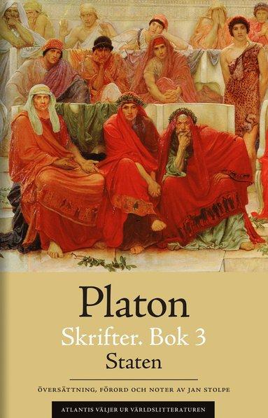 bokomslag Skrifter 3 : Staten