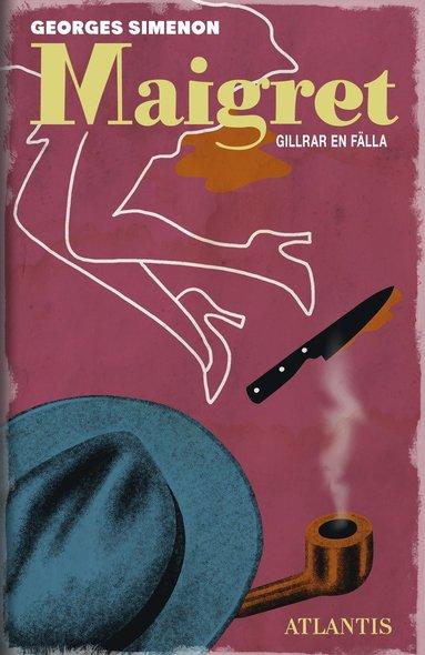 bokomslag Maigret gillrar en fälla