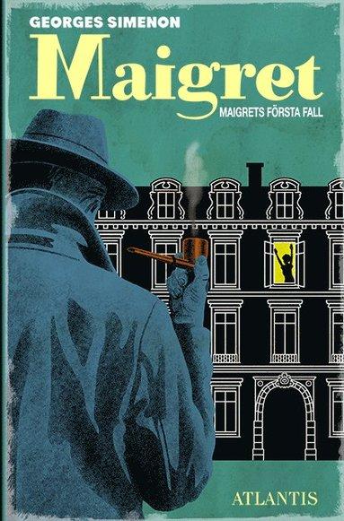 bokomslag Maigrets första fall