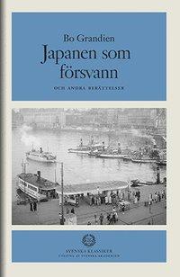 bokomslag Japanen som försvann och andra berättelser