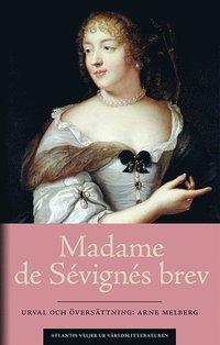 bokomslag Madame de Sévignés brev