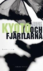 bokomslag Kyoto och fjärilarna