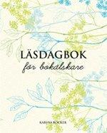 bokomslag Läsdagbok för bokälskare