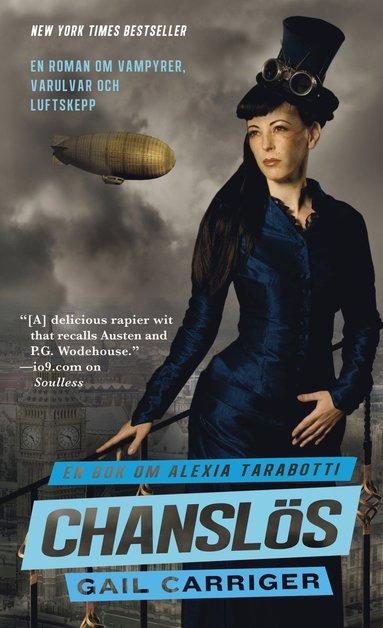 bokomslag Chanslös: En bok om Alexia Tarabotti