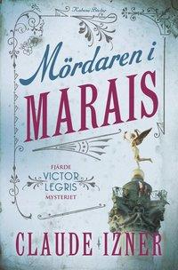 bokomslag Mördaren i Marais