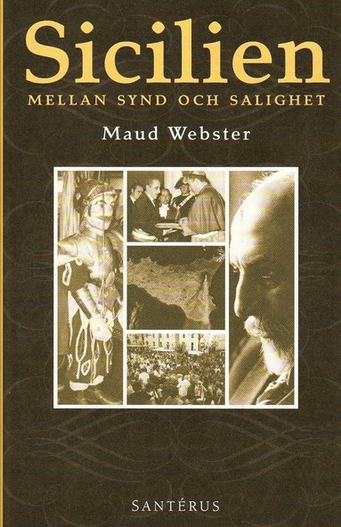 bokomslag Sicilien mellan synd och salighet