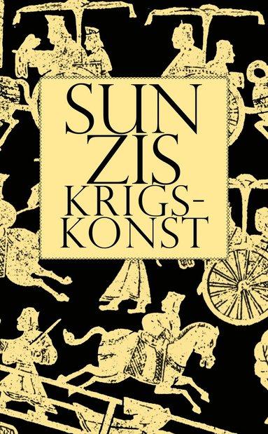 bokomslag Sun Zis krigskonst