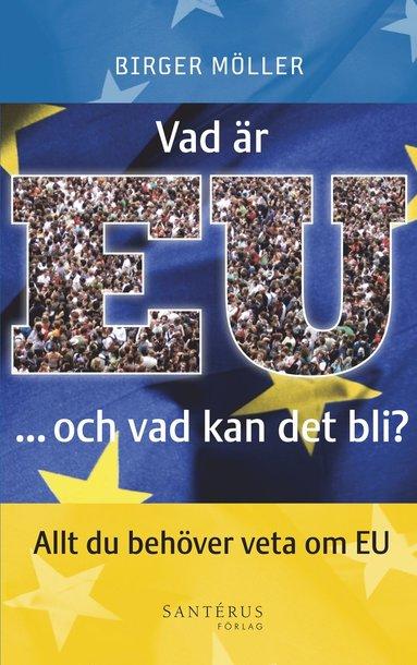bokomslag Vad är EU -och vad kan det bli?