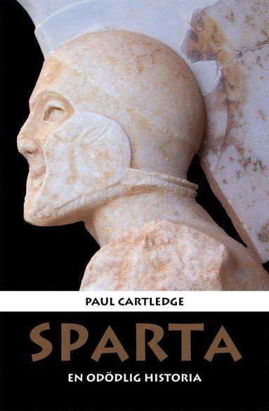 bokomslag Sparta : en odödlig historia