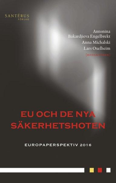 bokomslag EU och de nya säkerhetshoten
