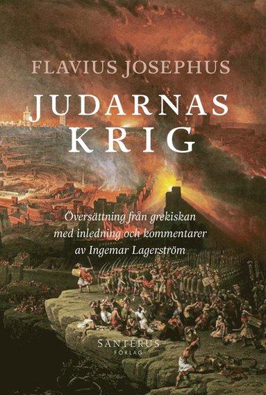 bokomslag Judarnas krig