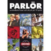 bokomslag Parlör : användbara fraser och uttryck på 18 språk