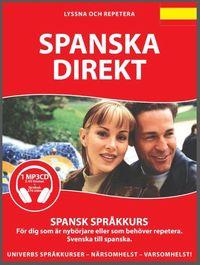 bokomslag Spanska Direkt