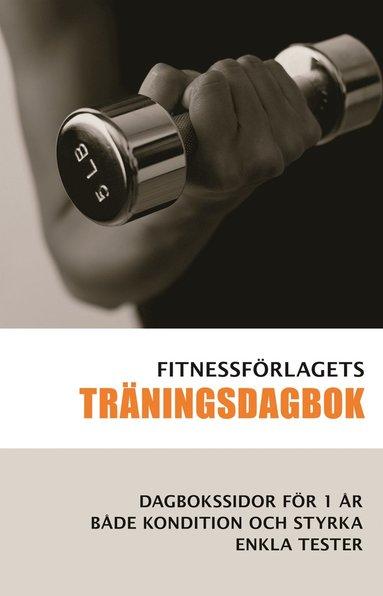bokomslag Fitnessförlagets träningsdagbok