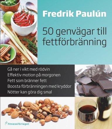 bokomslag 50 genvägar till fettförbränning