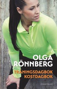 bokomslag Träningsdagbok & Kostdagbok