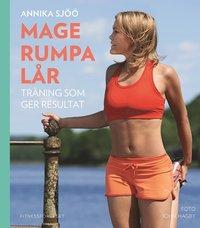 bokomslag Mage rumpa lår : träning som ger resultat