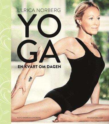 bokomslag Yoga en kvart om dagen