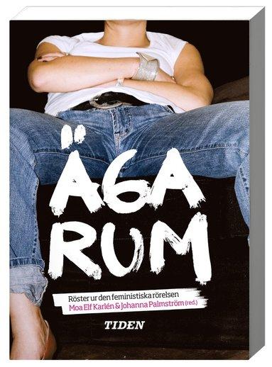 bokomslag Äga rum : röster ur den feministiska rörelsen