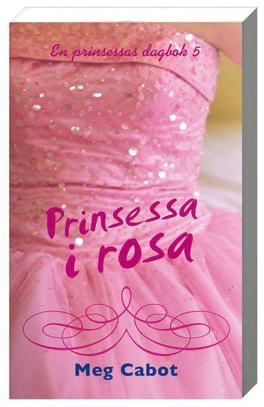 bokomslag Prinsessa i rosa