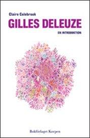 bokomslag Gilles Deleuze : en introduktion
