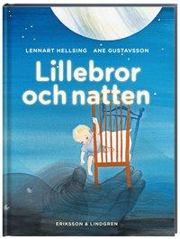 bokomslag Lillebror och natten