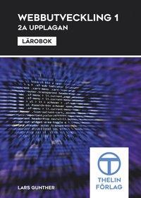 bokomslag Webbutveckling 1 - Lärobok