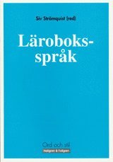 bokomslag Läroboksspråk