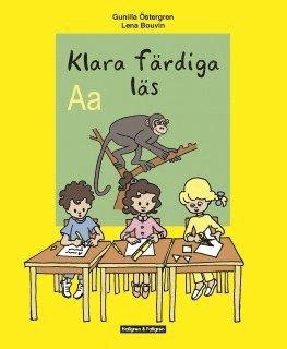 bokomslag Klara färdiga läs. Läsebok