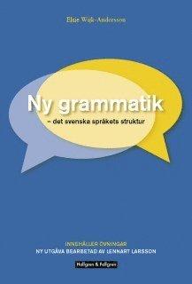 bokomslag Ny grammatik med övningsbok